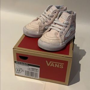 VANS 4T Glitter Pegasus Unicorn Sneakers